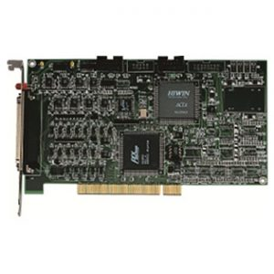 PCI4P 4-axis motion control card