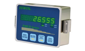 High Efficiency Single Axis Counter